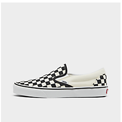 Big Kids' Vans Classic Slip-On Casual Shoes