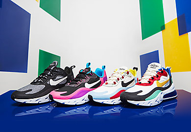 Blending the latest, cutting-edge tech, Nike has introduced us to a whole new era of Air Max.