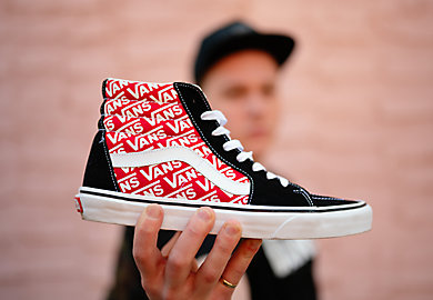 This is not a drill: Vans footwear and apparel has launched across JD US