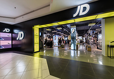 We're here to help you keep that rotation fresh – that's why we want to continue giving you new JD Sports locations.