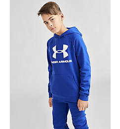 Boys' Under Armour Rival Logo Hoodie