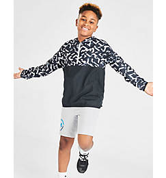 Boys' Under Armour Sackpack Half-Zip Packable Jacket