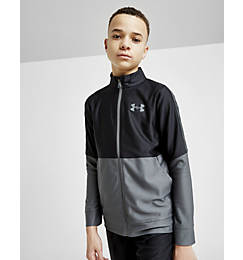 Boys' Under Armour Prototype Full-Zip Track Jacket