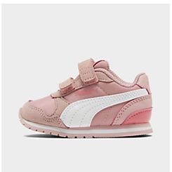 Girls' Toddler Puma ST Runner V2 Leather Casual Shoes
