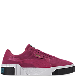 Women's Puma Cali Suede Casual Shoes