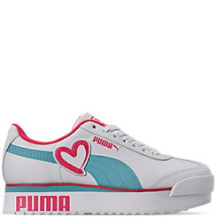 Women's Puma Roma Amor Heart Casual Shoes