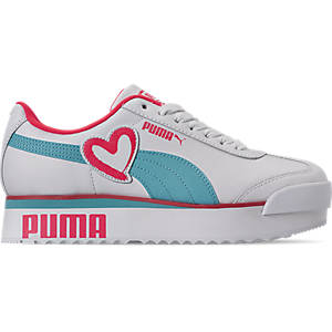 Image of WOMEN'S PUMA ROMA AMOR HEART