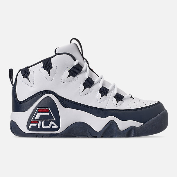 8d5436c0 Boys' Big Kids' Fila Grant Hill 1 Basketball Shoes