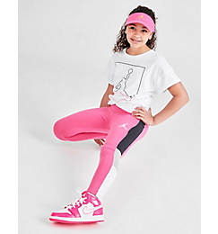 Girls' Jordan Colorblocked Leggings