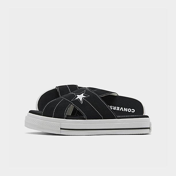Women's Converse One Star Slip Athletic Slide Sandals
