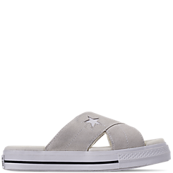 Women's Converse One Star Slip Athletic Slide Sandals