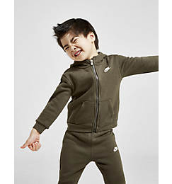 Boys' Infant Nike Club Fleece Hoodie and Pants Set