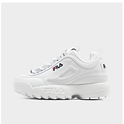 Women's Fila Disruptor II Premium Casual Shoes