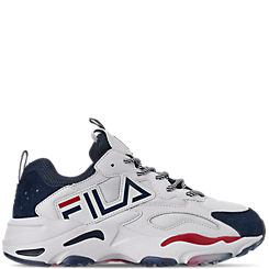 Women's Fila Ray Tracer Graphic Casual Shoes