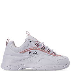 Women's Fila Ray Repeat Casual Shoes