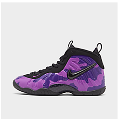 Big Kids' Nike Little Posite Pro Basketball Shoes
