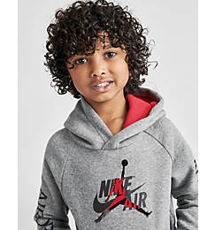 Boys' Toddler Jordan Mashup Jumpman Classics Fleece Hoodie