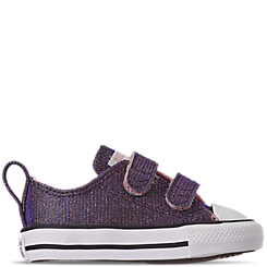 Girls' Toddler Converse Chuck Taylor All Star 2V Space Star Low Top Casual Shoes