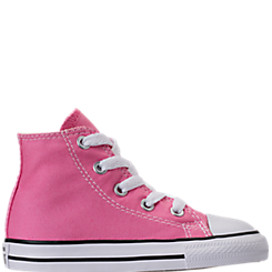 Girls' Toddler Converse Chuck Taylor High Top Casual Shoes