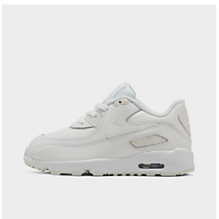 Kids' Toddler Nike Air Max 90 Leather Casual Shoes