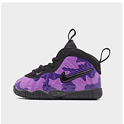 Kids' Toddler Nike Little Posite Pro Basketball Shoes