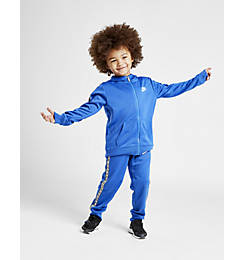 Toddler and Little Kids' Nike Tape Poly Track Suit