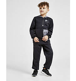 Boys' Toddler and Little Kids' Nike Air Max Half-Zip Hoodie and Jogger Pants Set