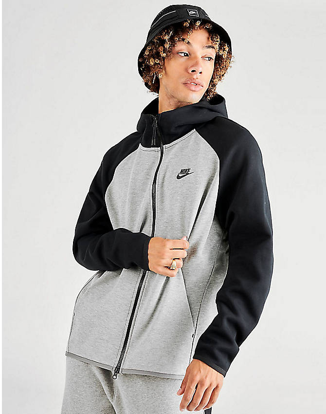 15d2e5ec Men's Nike Sportswear Tech Fleece Full-Zip Hoodie