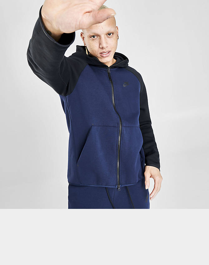 nike sportswear tech fleece obsidian
