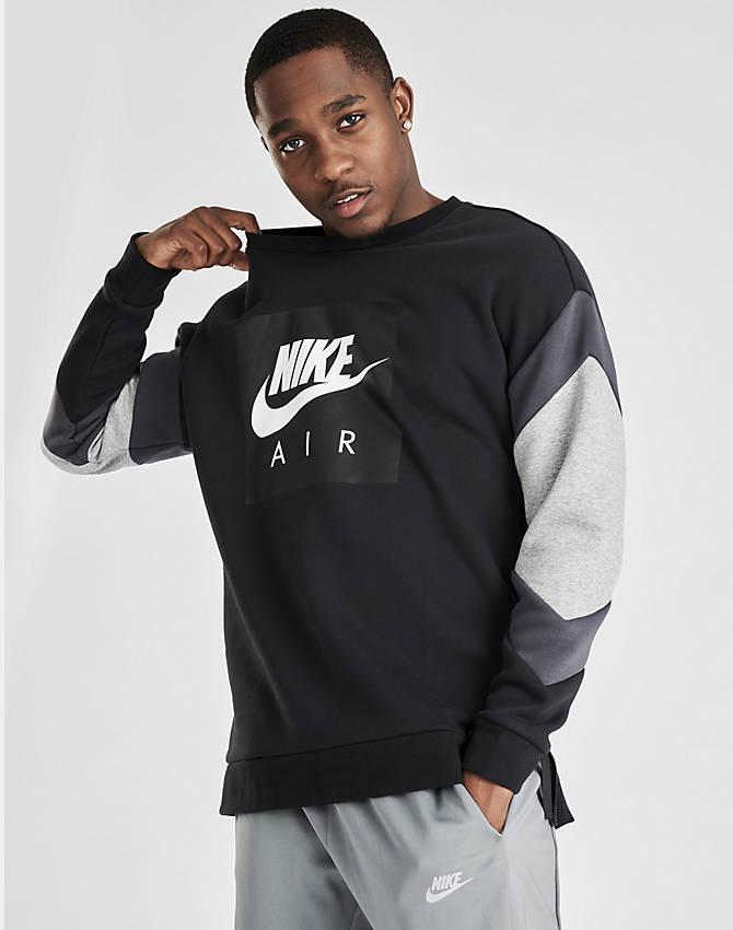 Men's Nike Air Fleece Crewneck Sweatshirt