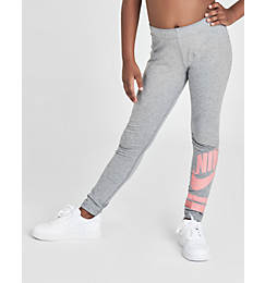 Girls' Nike Sportswear Fave Leggings