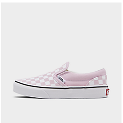 Little Kids' Vans Classic Slip-On Casual Shoes