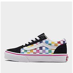 Little Kids' Vans Old Skool Casual Shoes