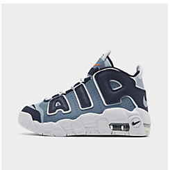 Boys' Little Kids' Nike Air More Uptempo '96 Basketball Shoes