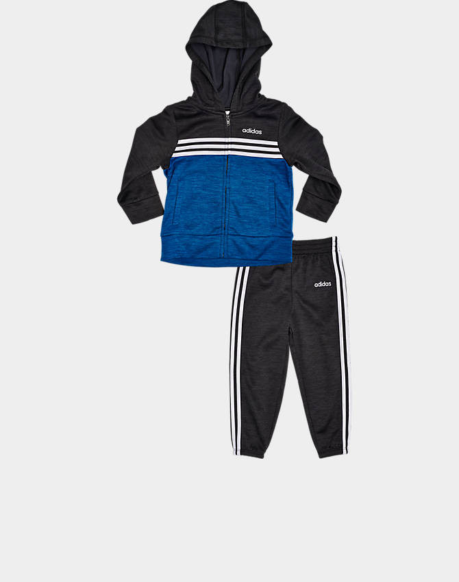 adidas Kinder Originals FL Enhanced Pullover, Dark Medium