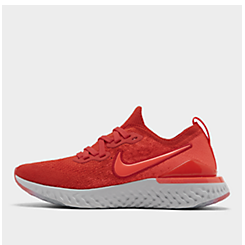 Boys' Big Kids' Nike Epic React Flyknit 2 Running Shoes