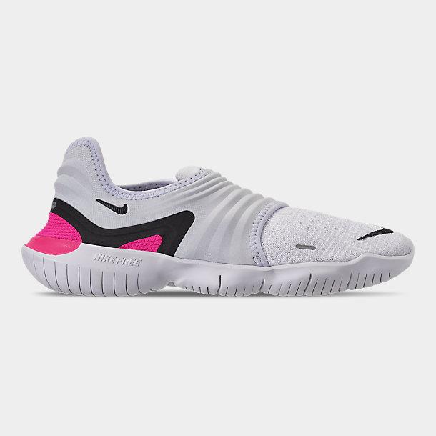 Running Schuhe Nike WMNS FREE RN FLYKNIT 3.0 Blau aq5708 401