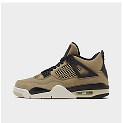 Women's Air Jordan Retro 4 Basketball Shoes