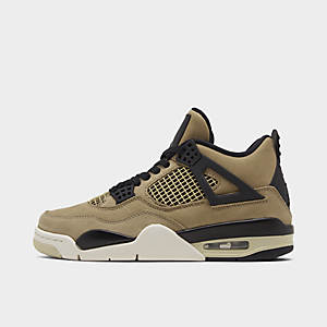 Image of WOMEN'S JORDAN AIR JORDAN 4 RETRO