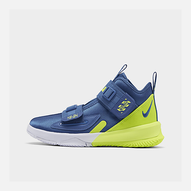 great fit bc0b3 a444b Boys' Big Kids' Nike LeBron Soldier 13 Basketball Shoes