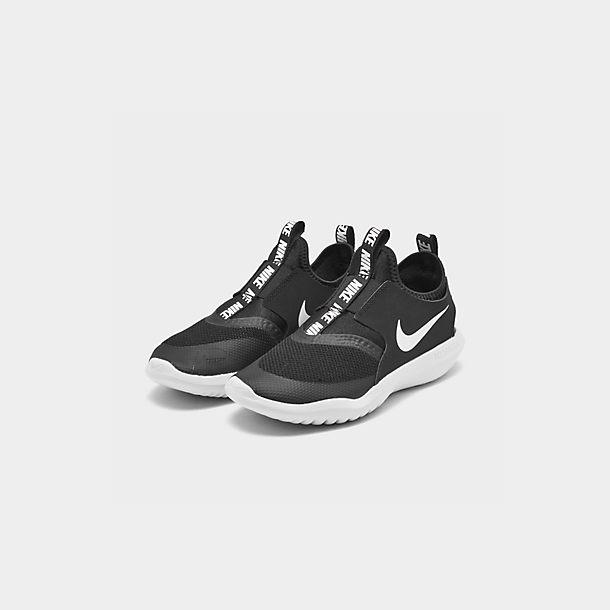 Nike Performance, Kinder Sneakers Low FLEX RUNNER, schwarz