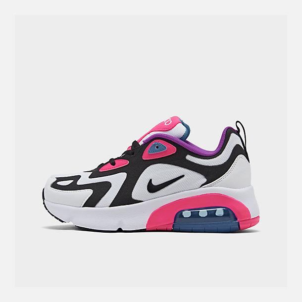 Girls' Big Kids' Nike Air Max 200 Casual Shoes