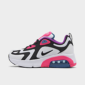 Image of GIRLS' BIG KIDS NIKE AIR MAX 200