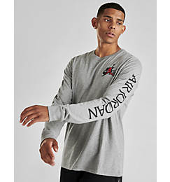 Men's Jordan Mashup Classics Long-Sleeve T-Shirt
