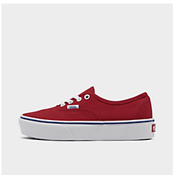 Women's Vans Authentic Platform 2.0 Casual Shoes