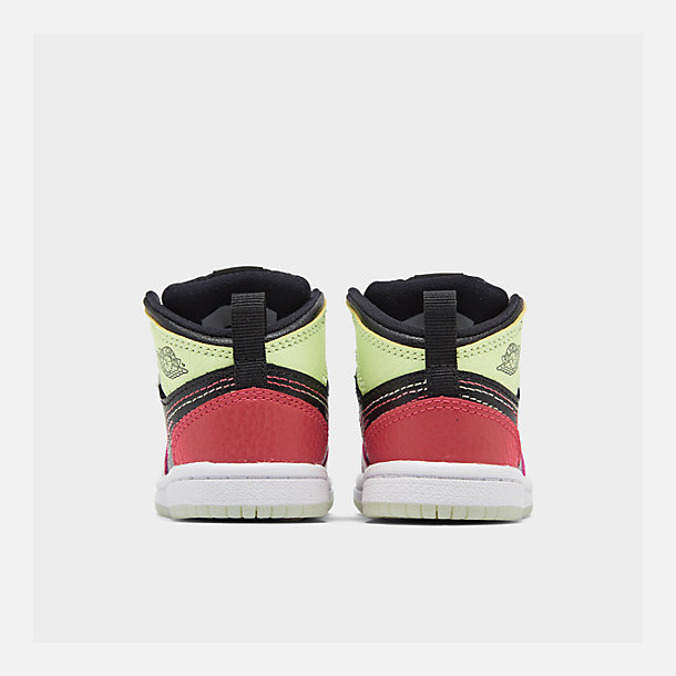 buy online d6a99 65b4e Girls' Toddler Air Jordan 1 Mid Casual Shoes