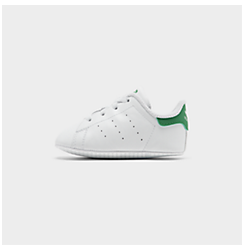 Infant adidas Originals Stan Smith Crib Booties