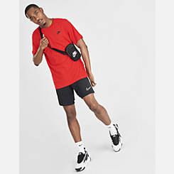 NIke Heritage Small Items Mesh Crossbody Bag
