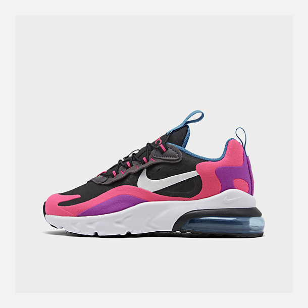 finest selection 37490 e2ac7 Girls' Little Kids' Nike Air Max 270 React Casual Shoes