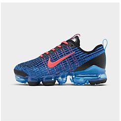 Big Kids' Nike Air VaporMax Flyknit 3 Running Shoes